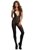 Комбинезон Eyelash Lace Bodystocking Leg Avenue